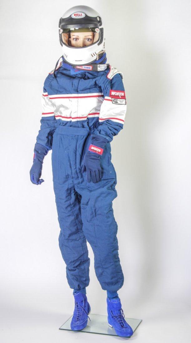 Vintage Worth Race Suit