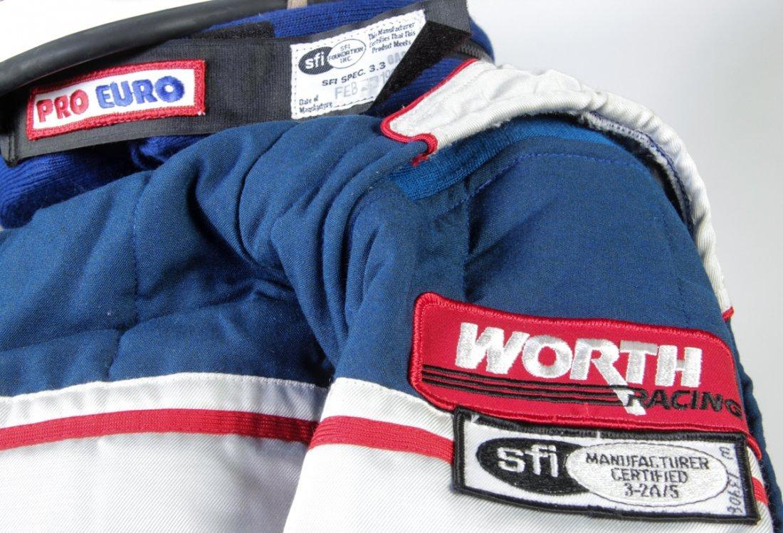 Vintage Worth Race Suit - 3