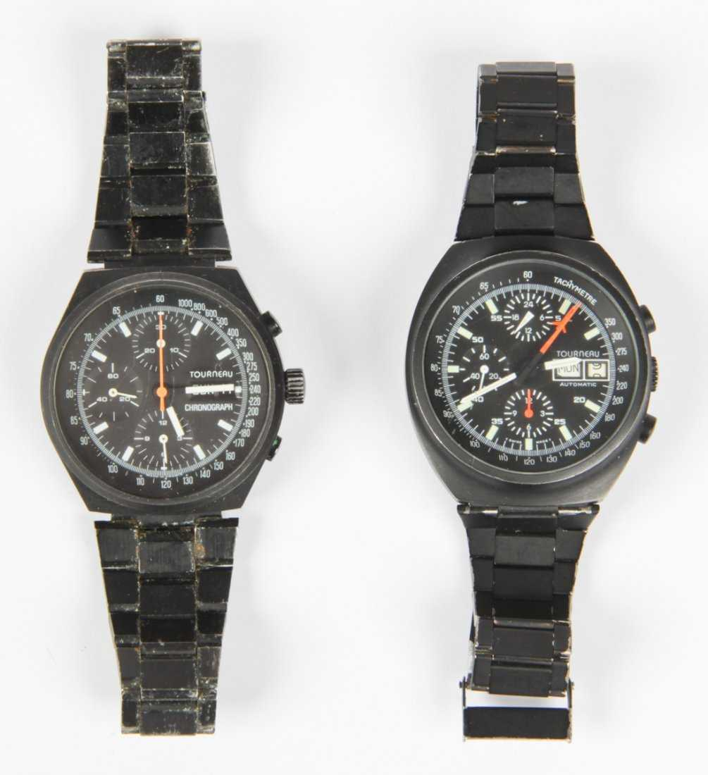 a2aec6ec0ed3 2 Vintage Tourneau Watches