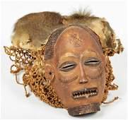 Chokwe Headdress