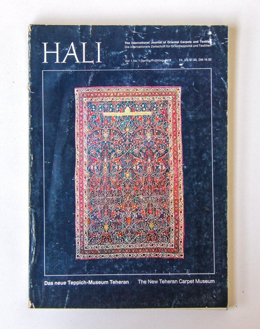 HALI - The International Magazine of Antique Carpet and