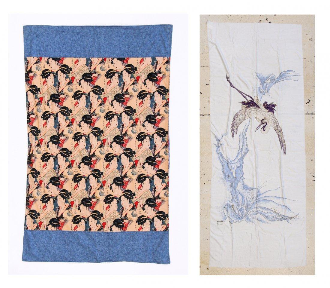 2 Japanese Textiles