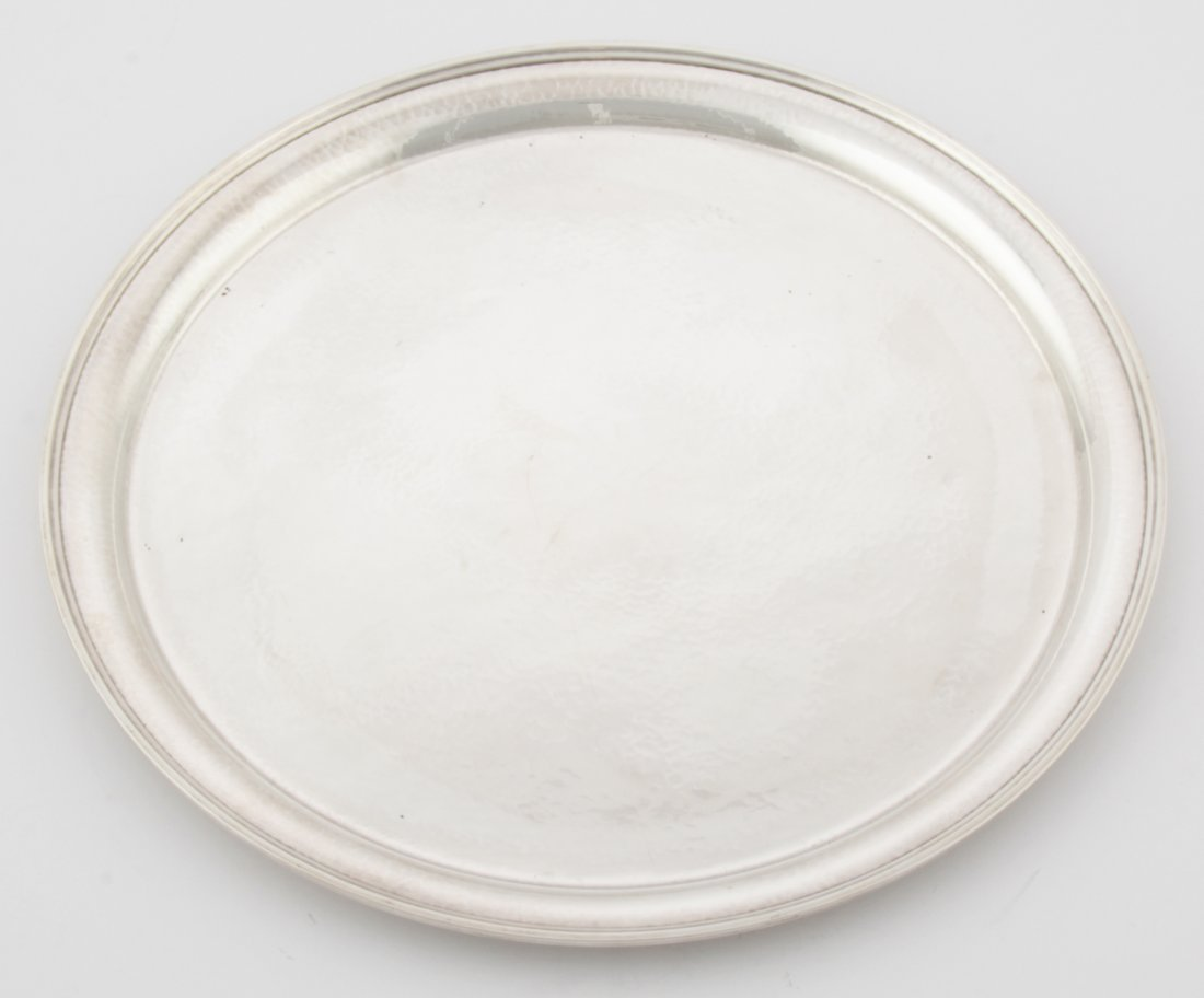 Clemens Friedell Silver Tray