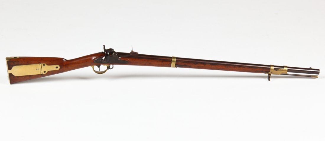 "Civil War Robbins and Lawrence ""Mississippi"" Rifle"