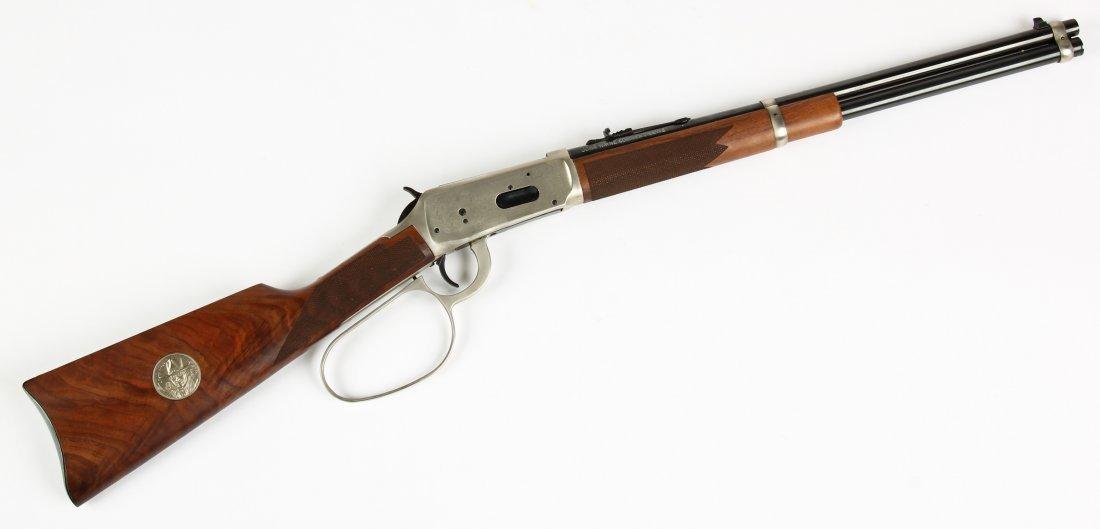 Commemorative John Wayne Winchester Model 94 Rifle