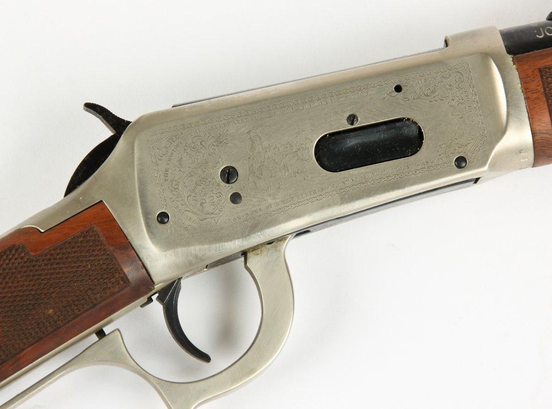 Commemorative John Wayne Winchester Model 94 Rifle - 2