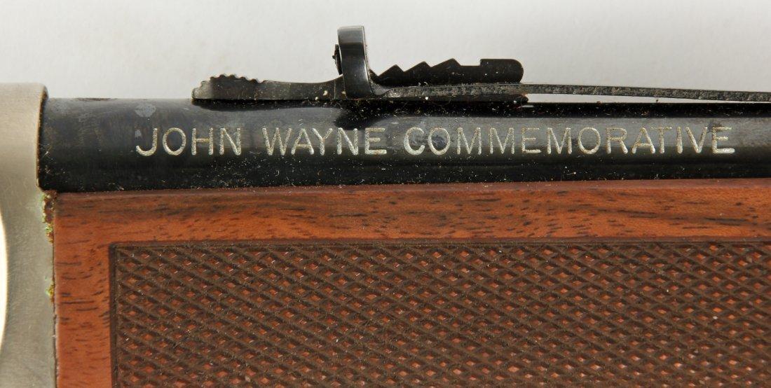 Commemorative John Wayne Winchester Model 94 Rifle - 4