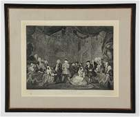 William Blake and William Hogarth Etching