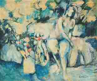Arthur Beecher Carles (American, 1882-1952)