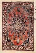 Antique Khorassan Rug: 10' x 13' (305 x 396 cm)