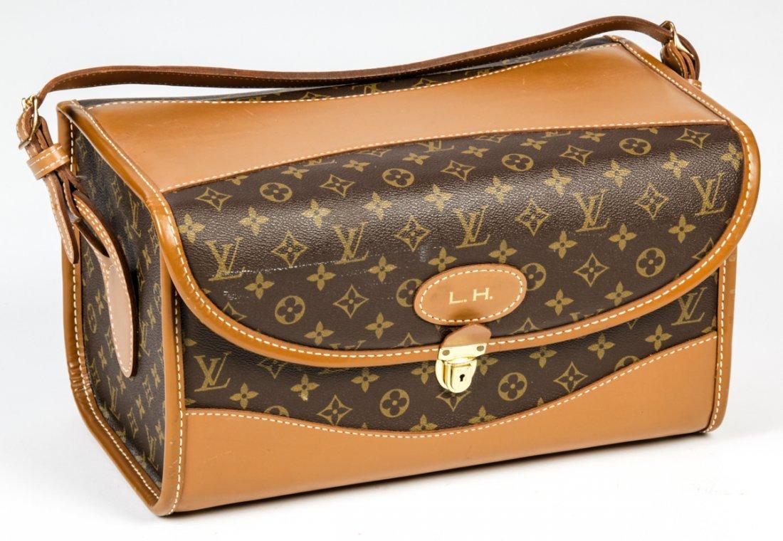 Lena Horne's Louis Vuitton Soft Leather Vanity Case