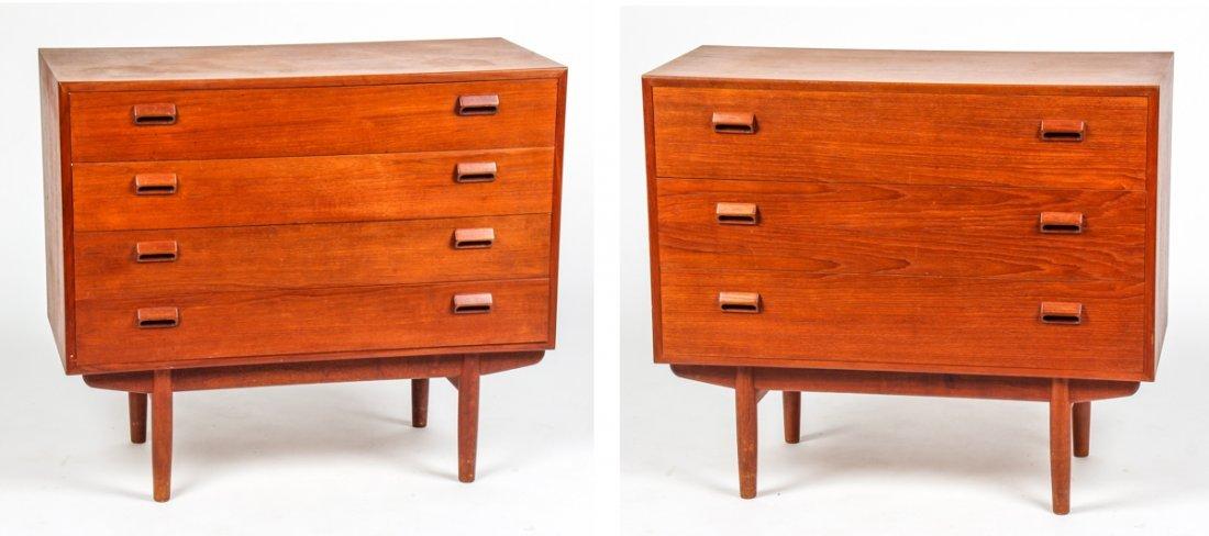Borge Mogensen Danish Modern Dresser and Dressing Table