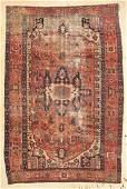 """Antique Serapi Rug: 10'3"""" x 16'3"""" (312 x 495 cm)"""