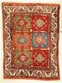"Antique West Anatolian Rug: 5'4"" x 7'3"" (163 x 221 cm)"