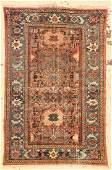"Antique Sultanabad Rug: 5'11"" x 9' (180 x 274 cm)"