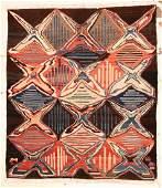 Modern Abstract Turkish Rug 68 x 77 80 x 231 cm