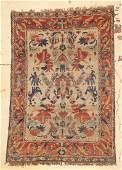 "Afghan Rug: 5'9"" x 8'2"" (175 x 249 cm)"