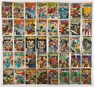 Collectors Lot of 40 Vintage Comics