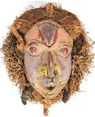 Bamileke Beaded Mask, Cameroon