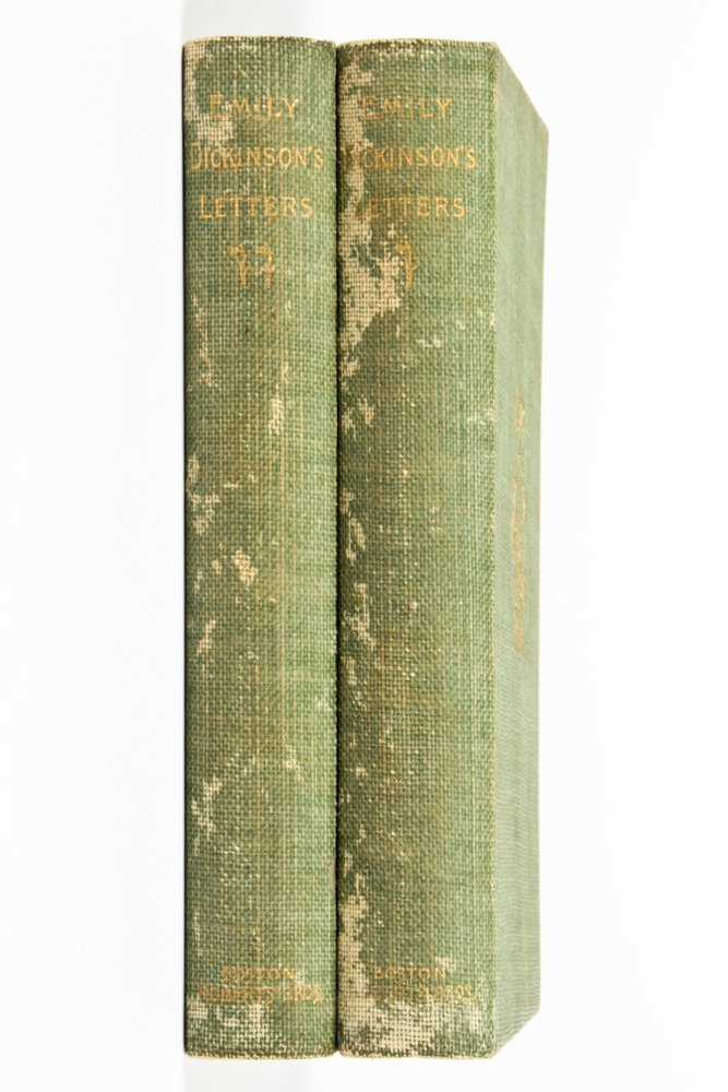 Emily Dickinson's Letters in 2 Volumes
