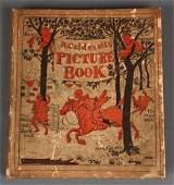 Rare Randolph Caldecott Inscribed 1879 Picture Book