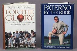 Two Penn State Football Books