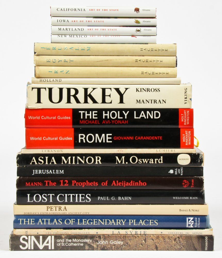 Group of 20 Books