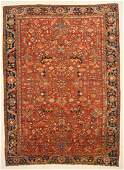 "Antique Heriz Rug: 9'5"" x 12'10"" (287 x 391 cm)"