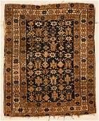 "Antique Shirvan Rug: 2'2"" x 2'8"" (66 x 81 cm)"