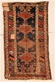Antique Kurdish Rug 4 x 6 122 x 183 cm