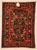 Antique Bakhtiari Rug: 5' x 8' (152 x 244 cm)