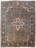 Antique Tabriz Rug 93 x 124 282 x 376 cm