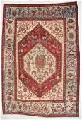 """Antique Bakshaish Rug: 10' x 14'10"""" (305 x 452 cm)"""