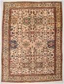 Antique Sultanabad Rug 103 x 136 312 x 411 cm