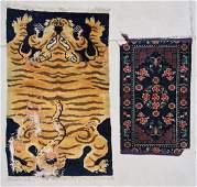 2 Tibetan Rugs