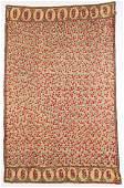Antique Central Asian Suzani 54 x 85 137 x 216 cm