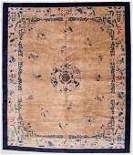 Antique Chinese Rug 99 x 119 297 x 358 cm