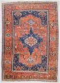 """Antique Bakshaish Rug: 9'9"""" x 14'3"""" (297 x 434 cm)"""