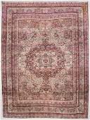 """Antique Lavar Kerman Rug: 9'10"""" x 13'8"""" (300 x 417 cm)"""
