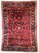 Antique Lilihan Rug: 5' x 6' (152 x 183 cm)