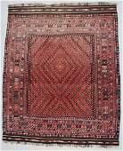 "Large Old Afghan Kilim: 9'11"" x 12'3"" (302 x 373 cm)"