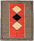 "Turkish Village Rug: 7'10"" x 9'6"" (239 x 290 cm)"