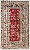 Antique Turkish Rug 36 x 56 107 x 168 cm
