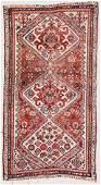 Antique Gashgai Rug: 3' x 6' (91 x 183 cm)
