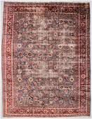 Antique Turkish Rug: 10' x 14' (305 x 427 cm)