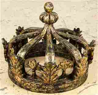 Crown Form Baldachin