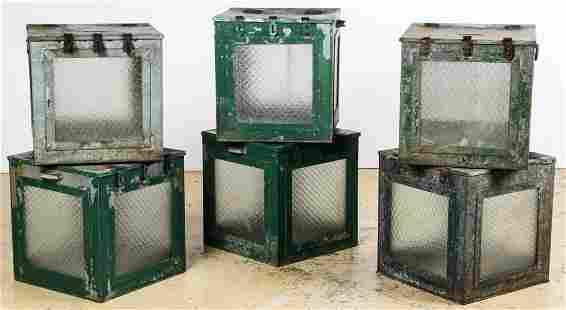 6 Industrial Design Ballot Boxes