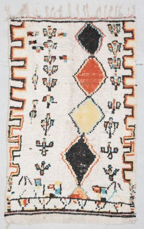 Moroccan Pile Carpet: 3\'3\