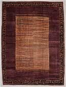 """Modern Tibetan Rug: 8'9"""" x 11'8"""" (267 x 356 cm)"""