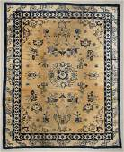 Antique Chinese Rug 9 x 115 274 x 348 cm